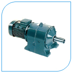 Co-Axial Helical Geared Motor